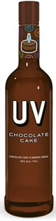 Uv Vodka Chocolate Cake 750ml
